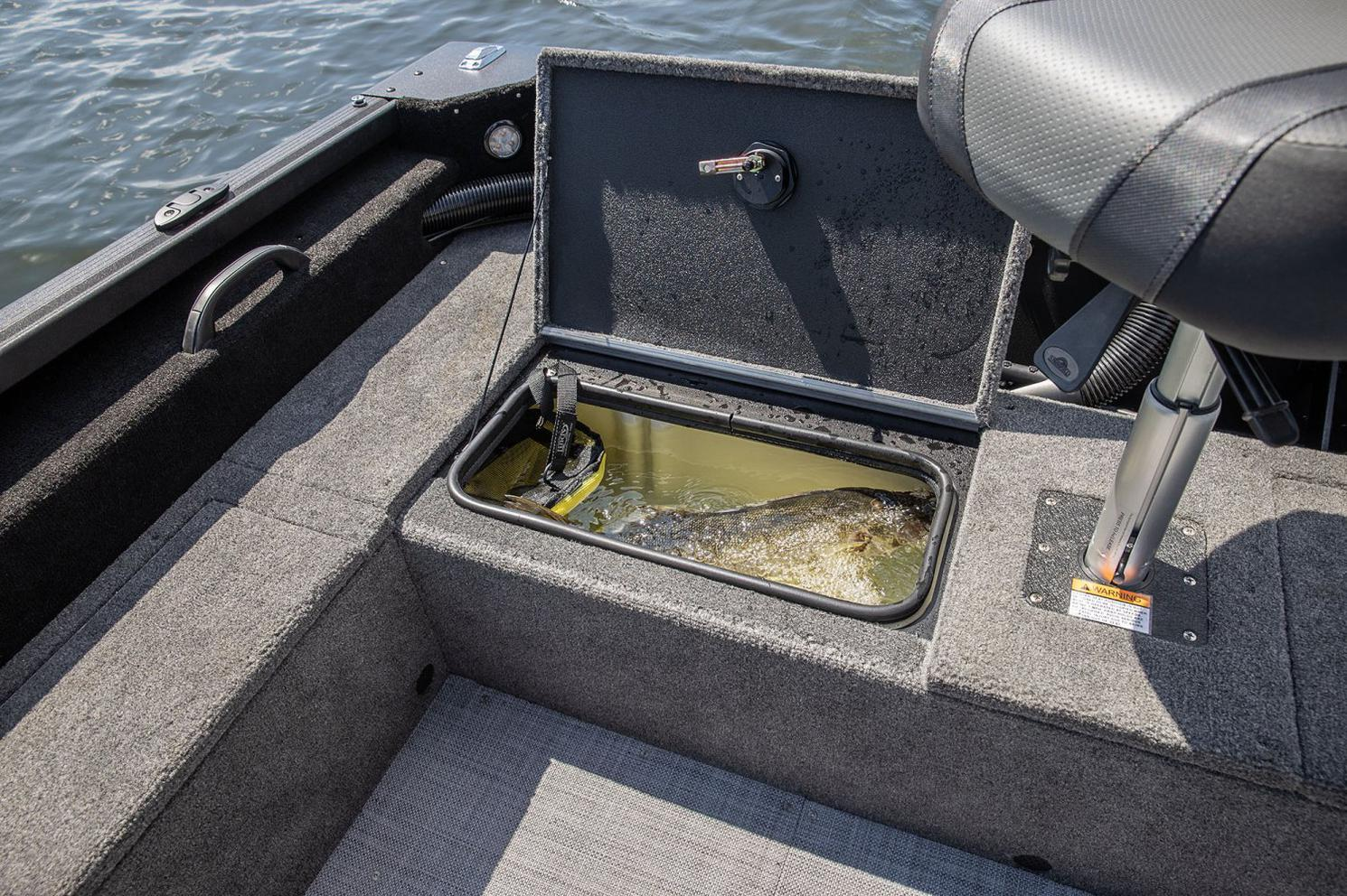 2021 Alumacraft boat for sale, model of the boat is Alumacraft Competitor Shadow 205 Sport & Image # 4 of 8