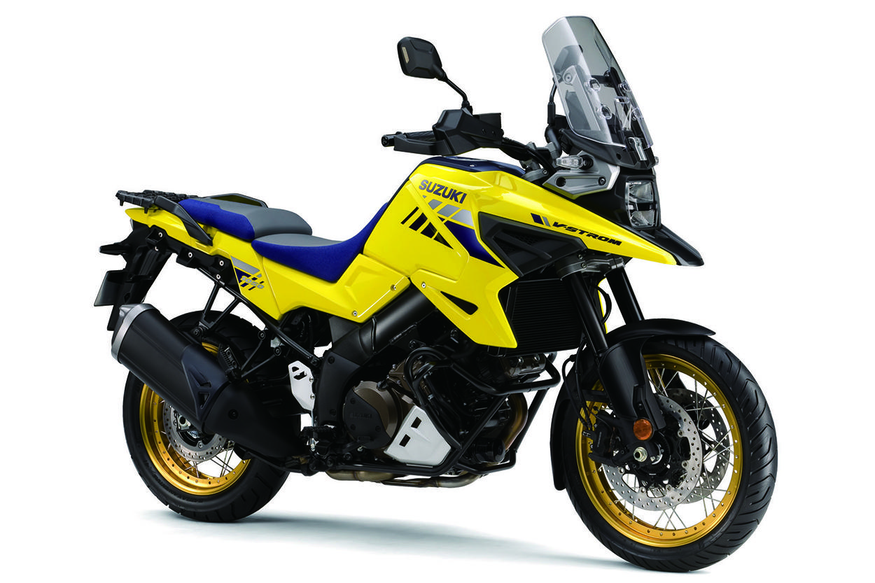 2021 Suzuki V-Strom 1050 XA Frais inclus+Taxes