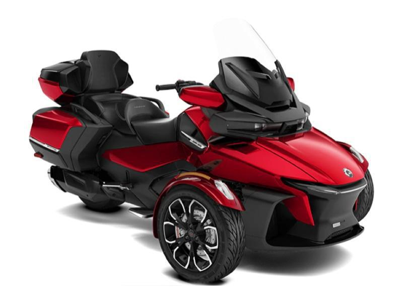 2021 Can-Am ATV boat for sale, model of the boat is Spyder RT Limited Dark & Image # 4 of 5