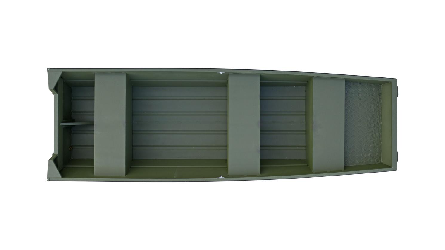 2021 Alumacraft boat for sale, model of the boat is All Weld Jon Series & Image # 4 of 5