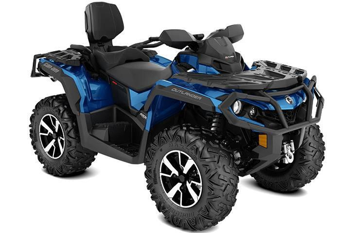 2021 Can-Am Outlander Max Limited 1000R