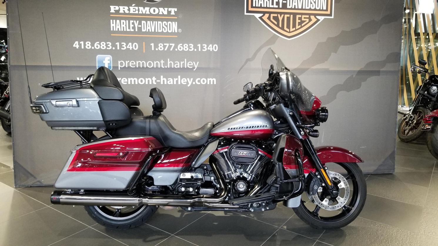 Harley-Davidson CVO ULTRA LIMITED 2019