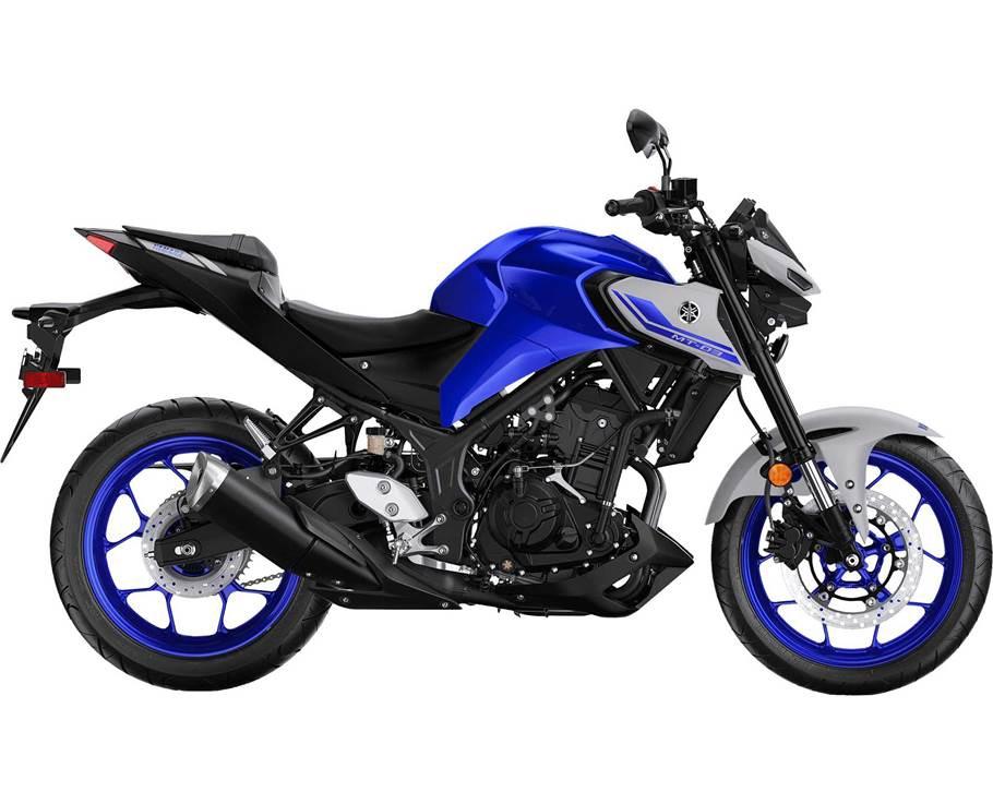 2021 Yamaha MT-03 Frais inclus+Taxes