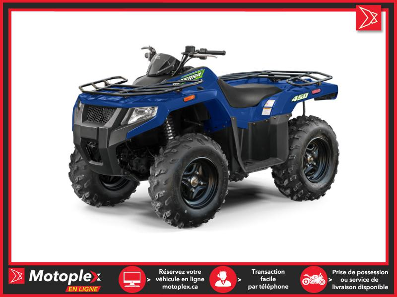 ACV2103 Arctic Cat ALTERRA 450 4X4 – 21$/SEMAINE 2021