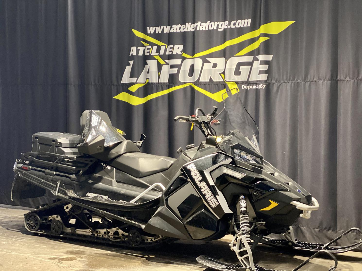 2018 Polaris TITAN ADVENTURE 800