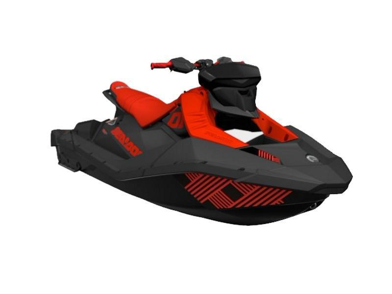 2021 Sea-Doo SPARK 2UP TRIXX