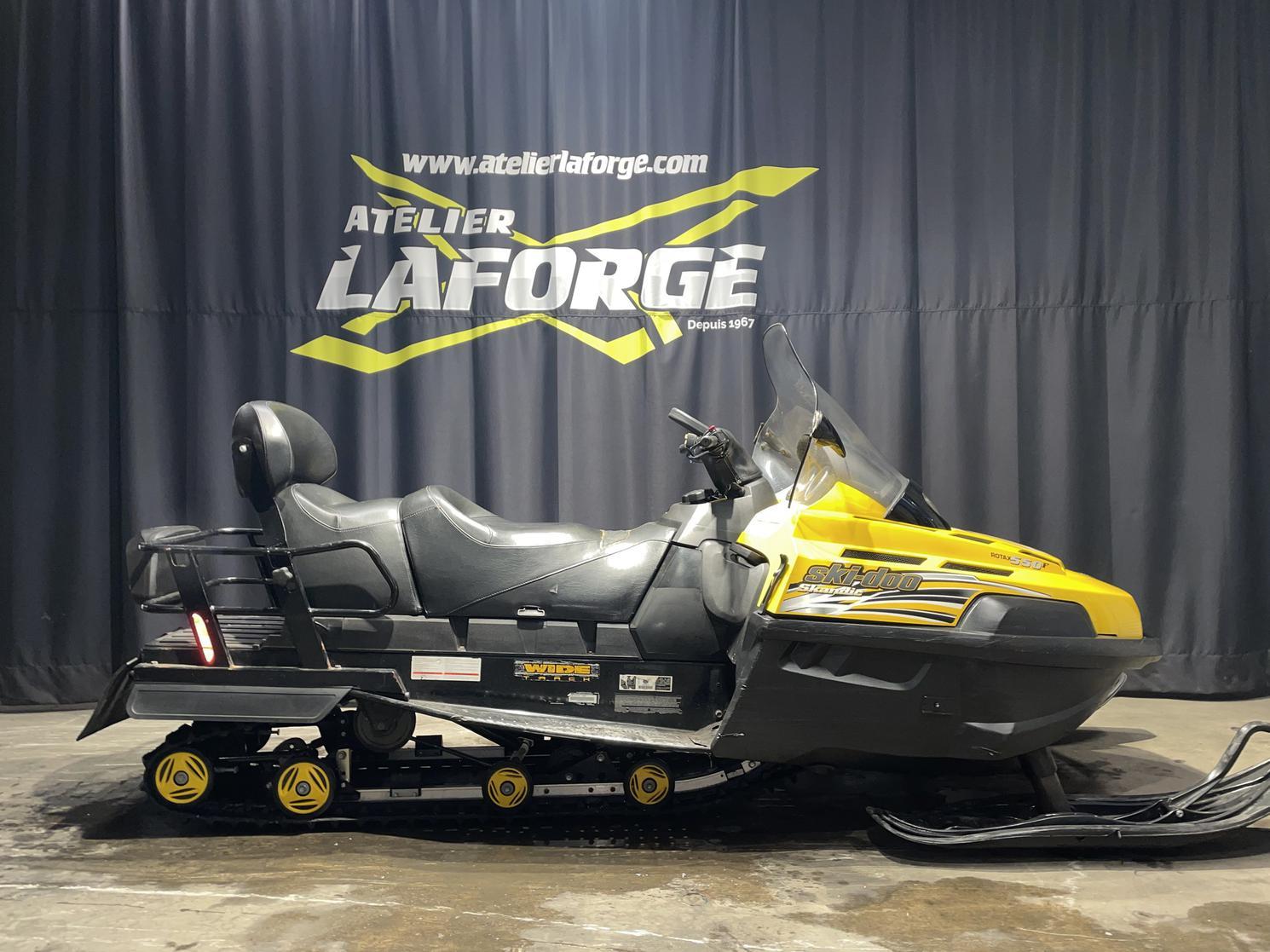 2010 Ski-doo skandic 550f