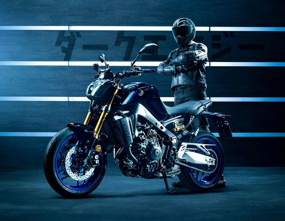 2021 Yamaha MT-09 SP Motorcycles Middletown New York