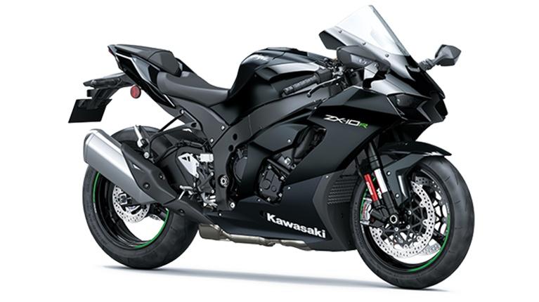 2021 Kawasaki Ninja ZX-10R ABS