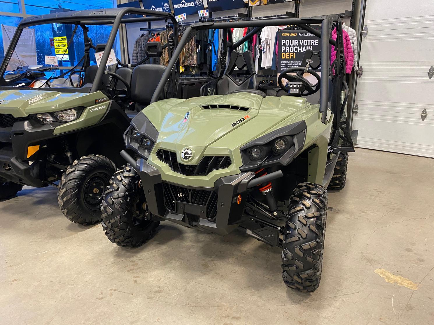 2020 Can-Am COMMANDER DPS 800