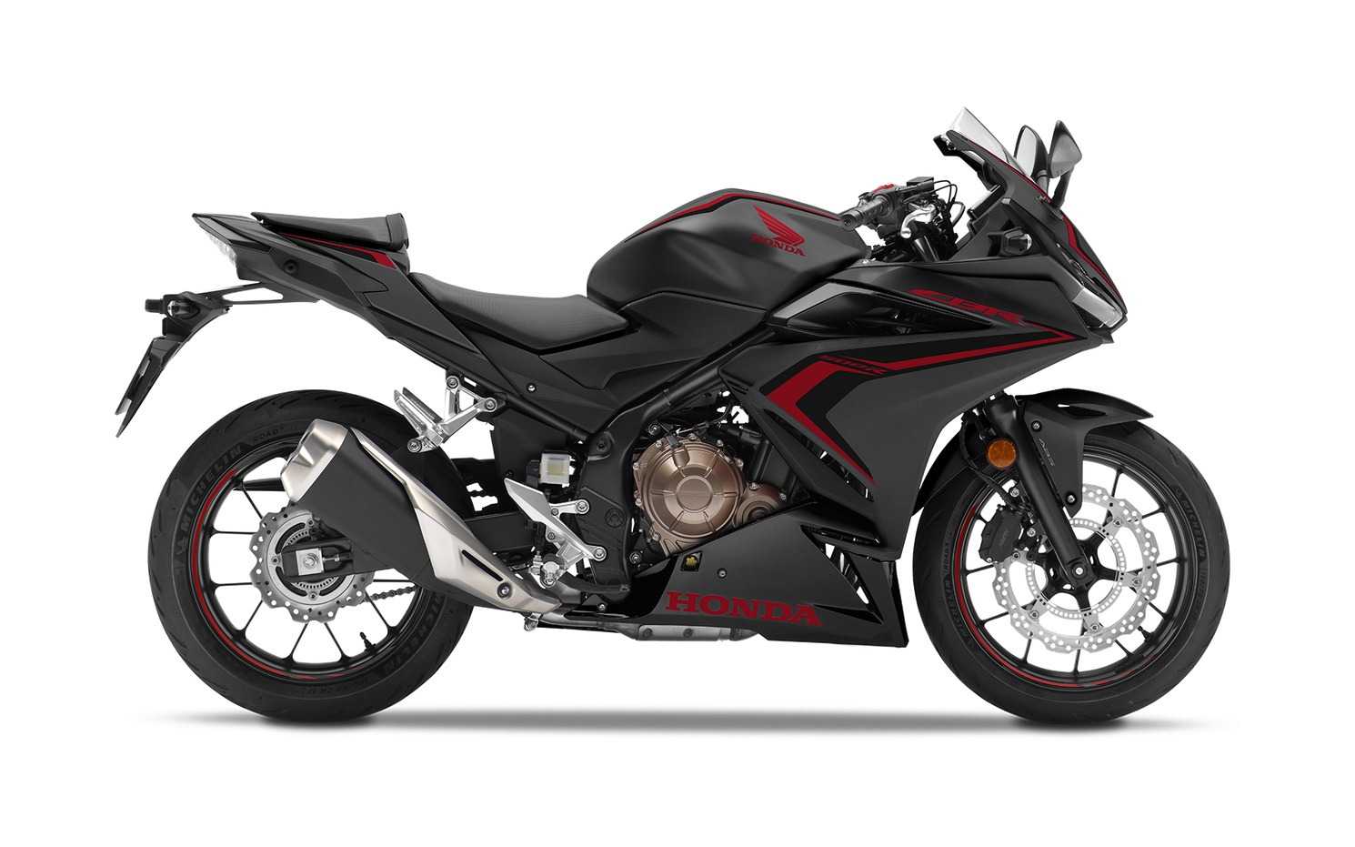 2021 Honda CBR500R Frais inclus+Taxes