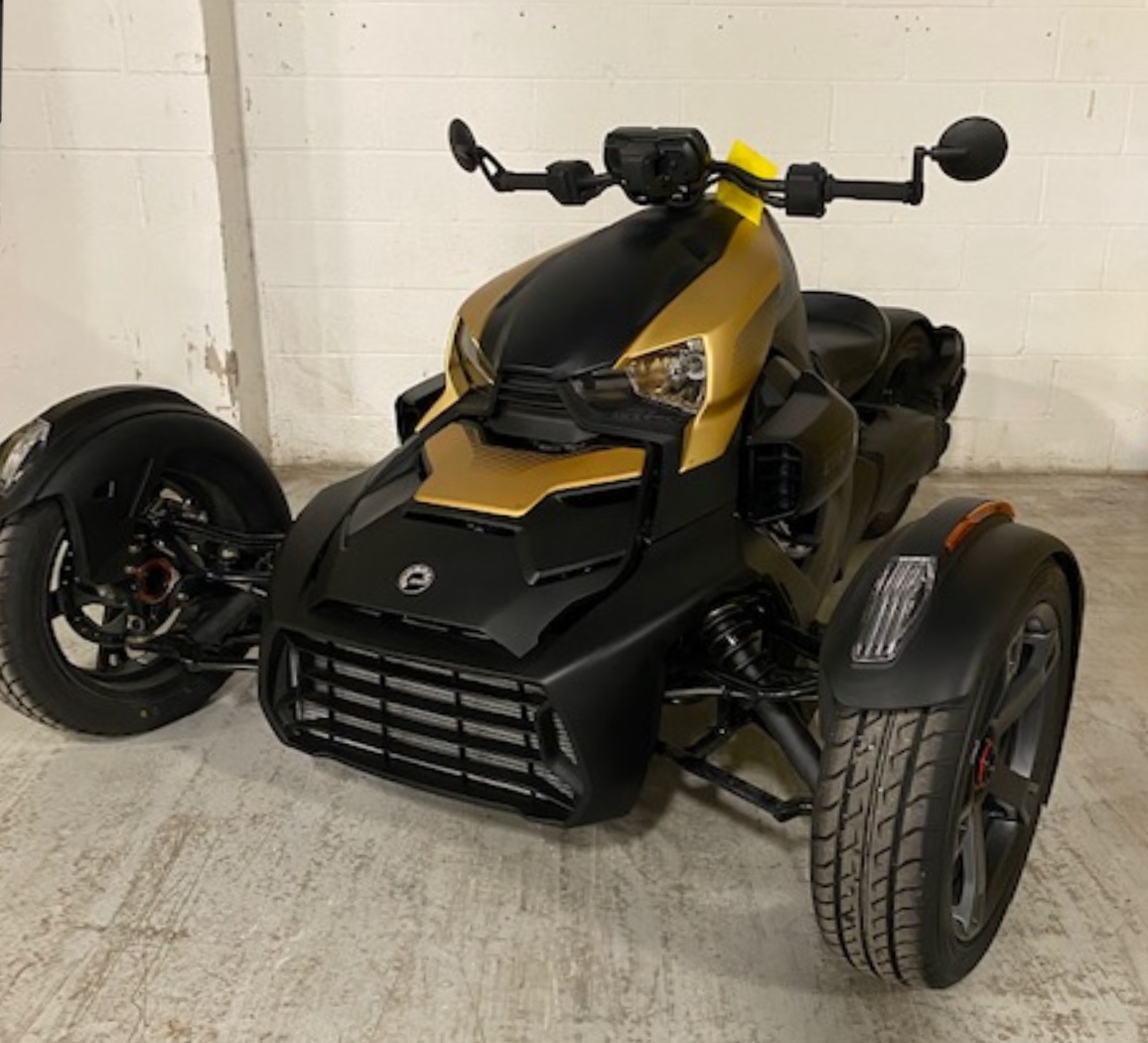 2019 Can-Am Ryker 600 ACE