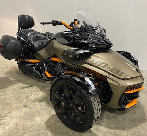 2019 Can-Am CAN-AM SPYDER F3S SPECIAL SERIES