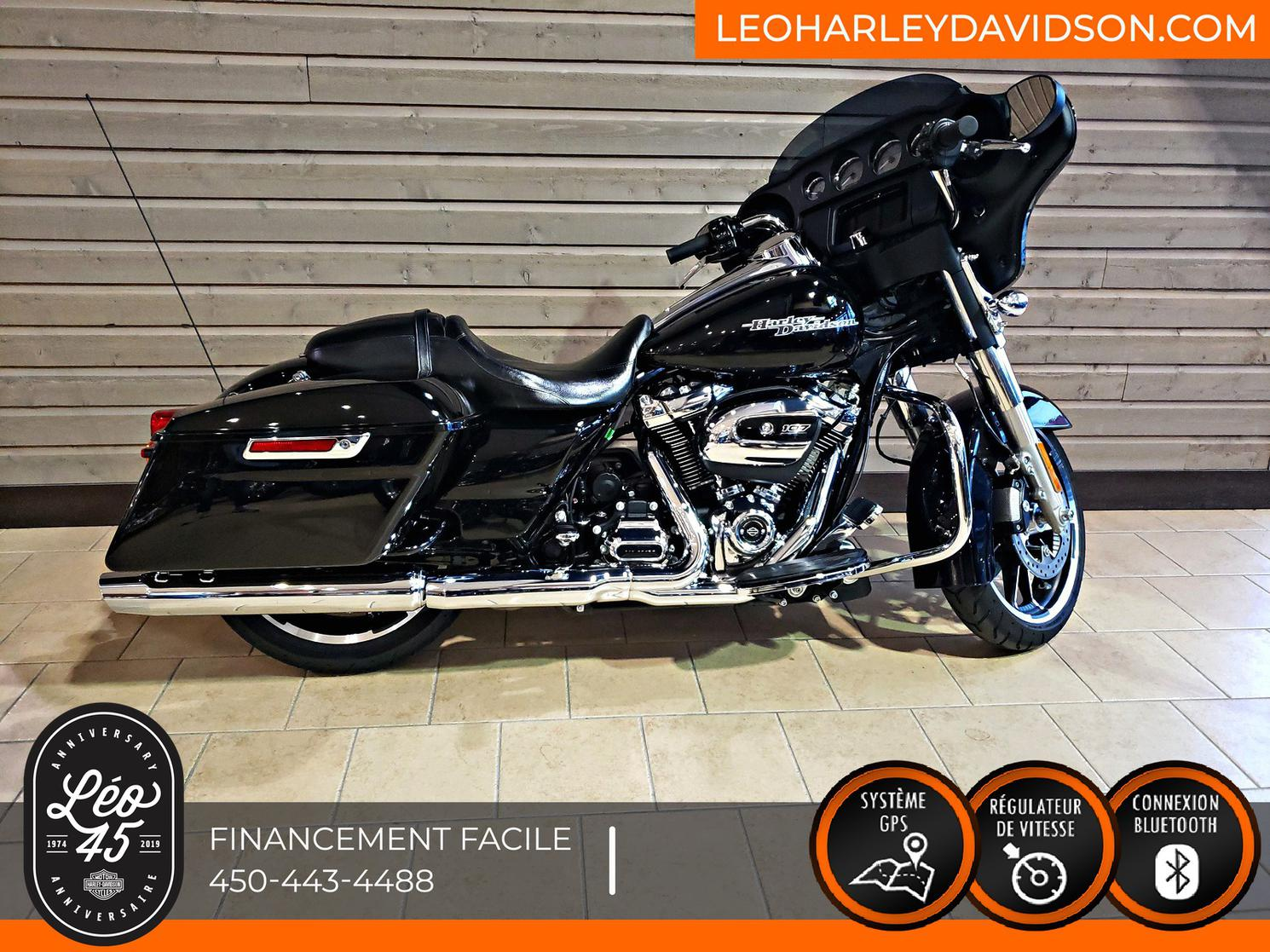 Harley-Davidson FL-Street Glide 2020 - FLHX