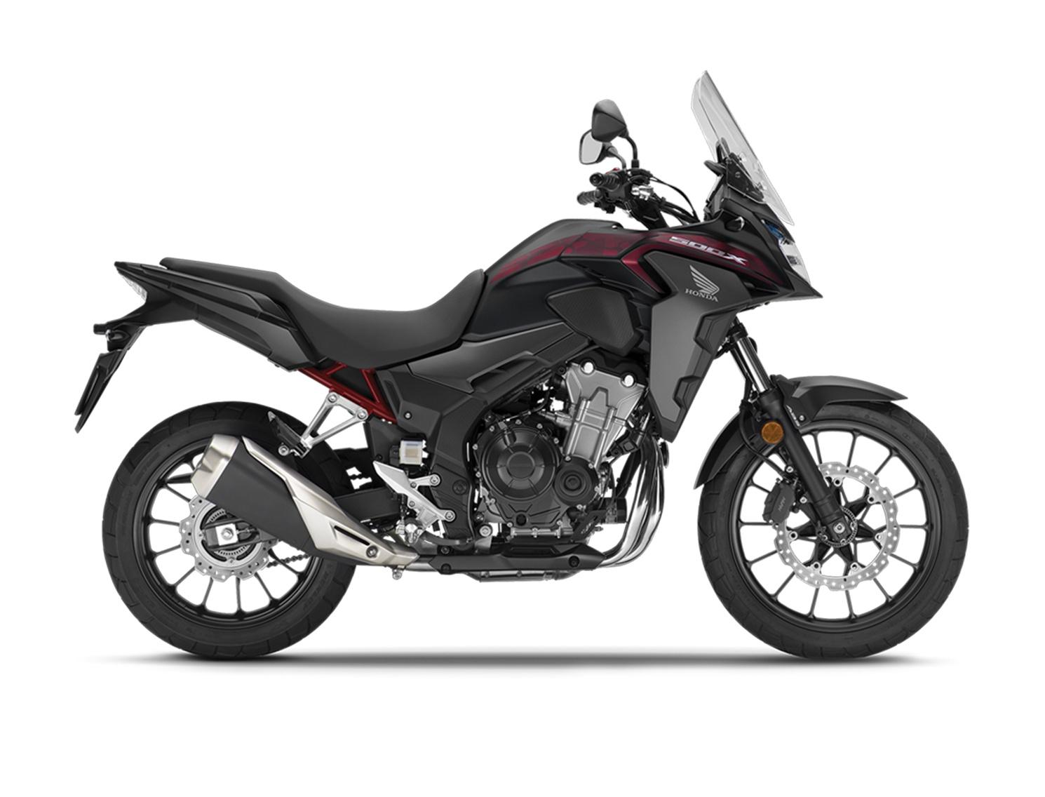 2021 Honda CB500X Frais inclus+Taxes