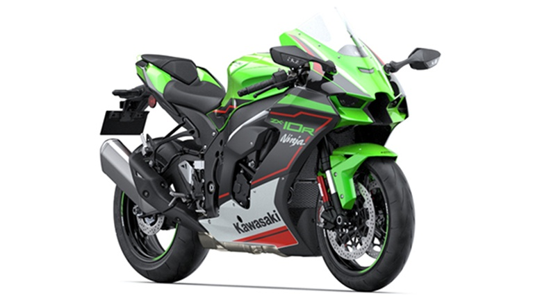 2021 Kawasaki Ninja ZX-10R ABS Kawasaki Racing Team Edition