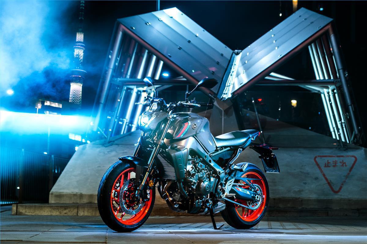 Yamaha MT-09 ABS 2021 - MT09AMG