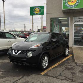 Nissan JUKE sl awd  noir comme neuf vraiment a voir 2015 #A60