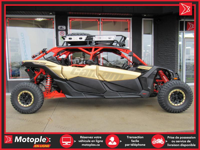 U4725 Can-Am MAVERICK X3 MAX TURBO R 2018
