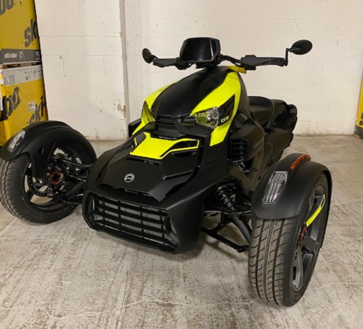 2019 Can-Am Ryker 900 ACE - 600 ACE
