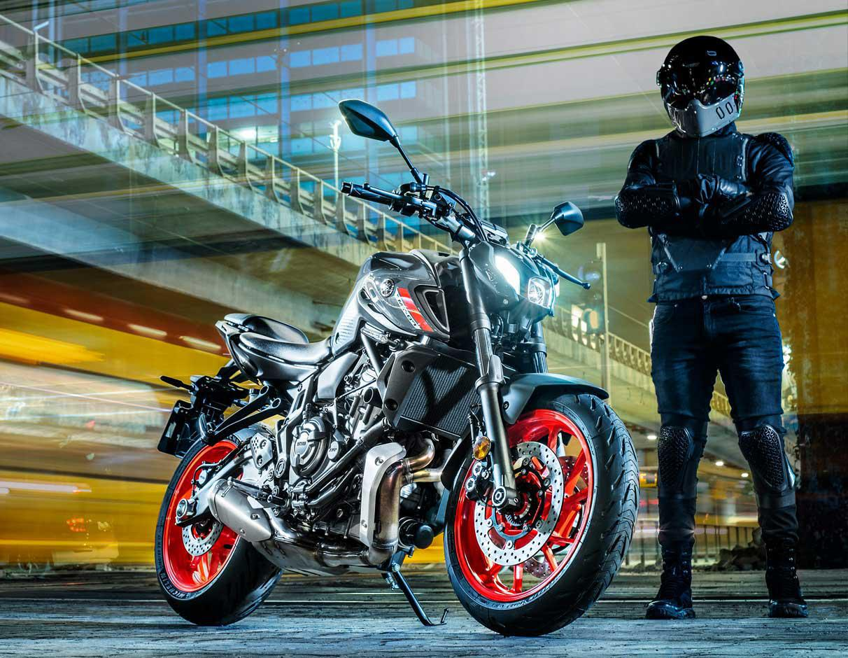 2021 Yamaha MT-07 ABS