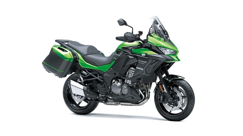 2021 Kawasaki Versys 1000 ABS LT Frais inclus+Taxes