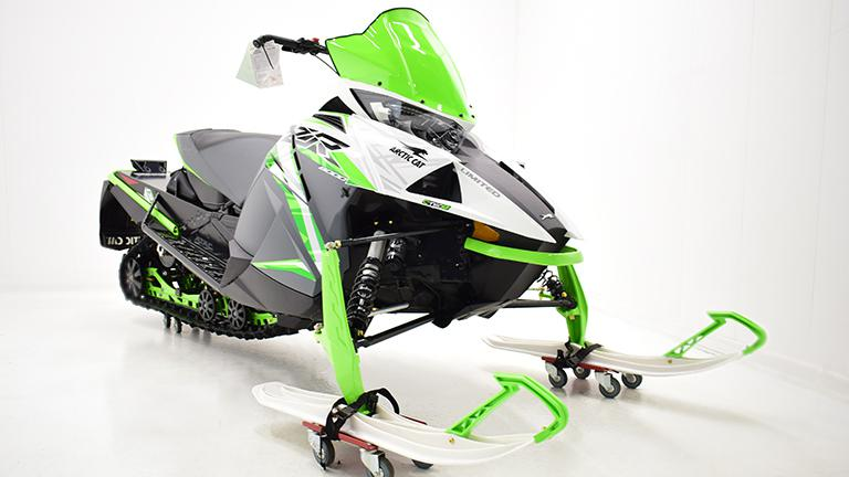 2021 Arctic Cat ZR 8000 Limited ES ATAC 137 x 1.25