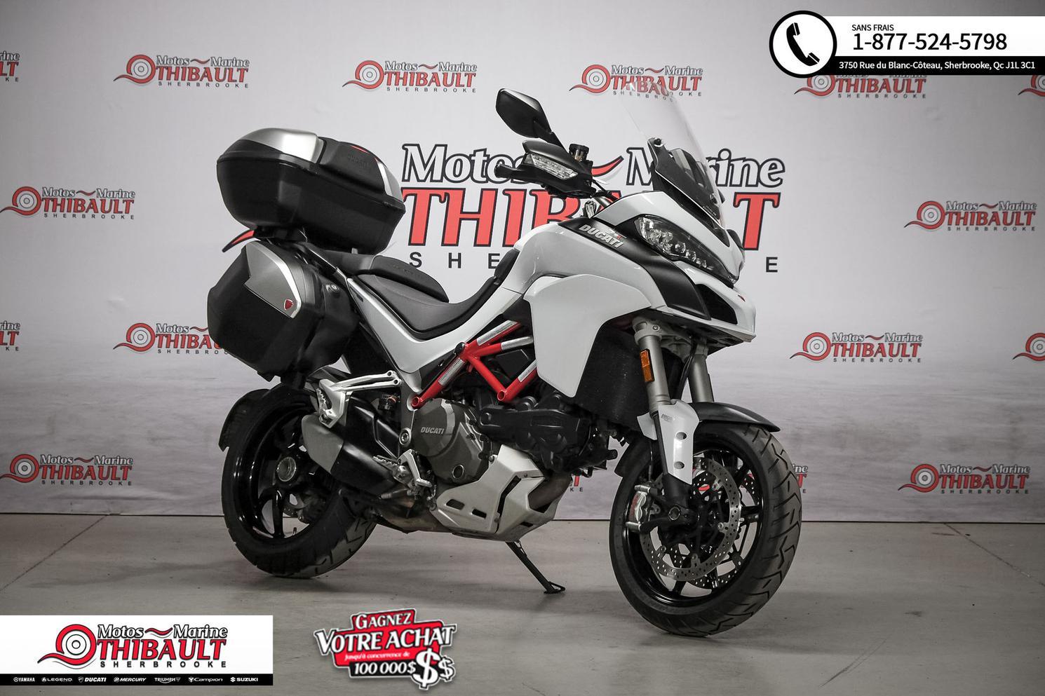 Ducati MTS1200ST 2015