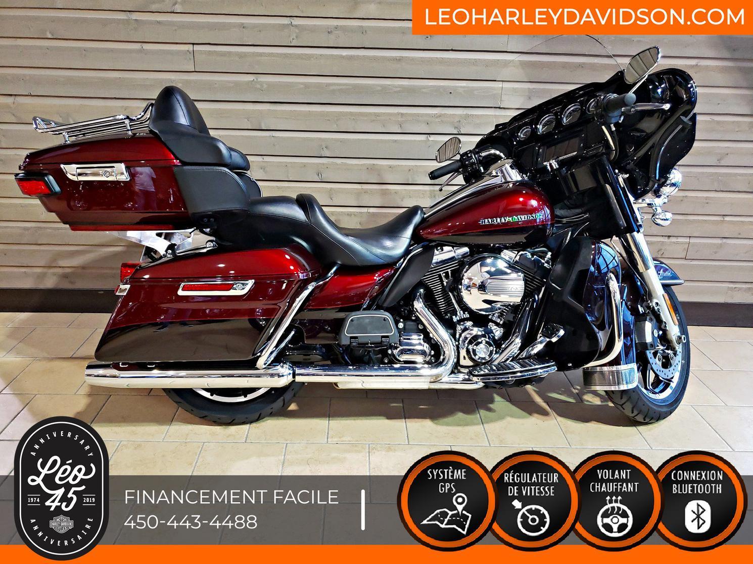 2015 Harley-Davidson FL-Electra Gilde Ultra Limited FLHTK
