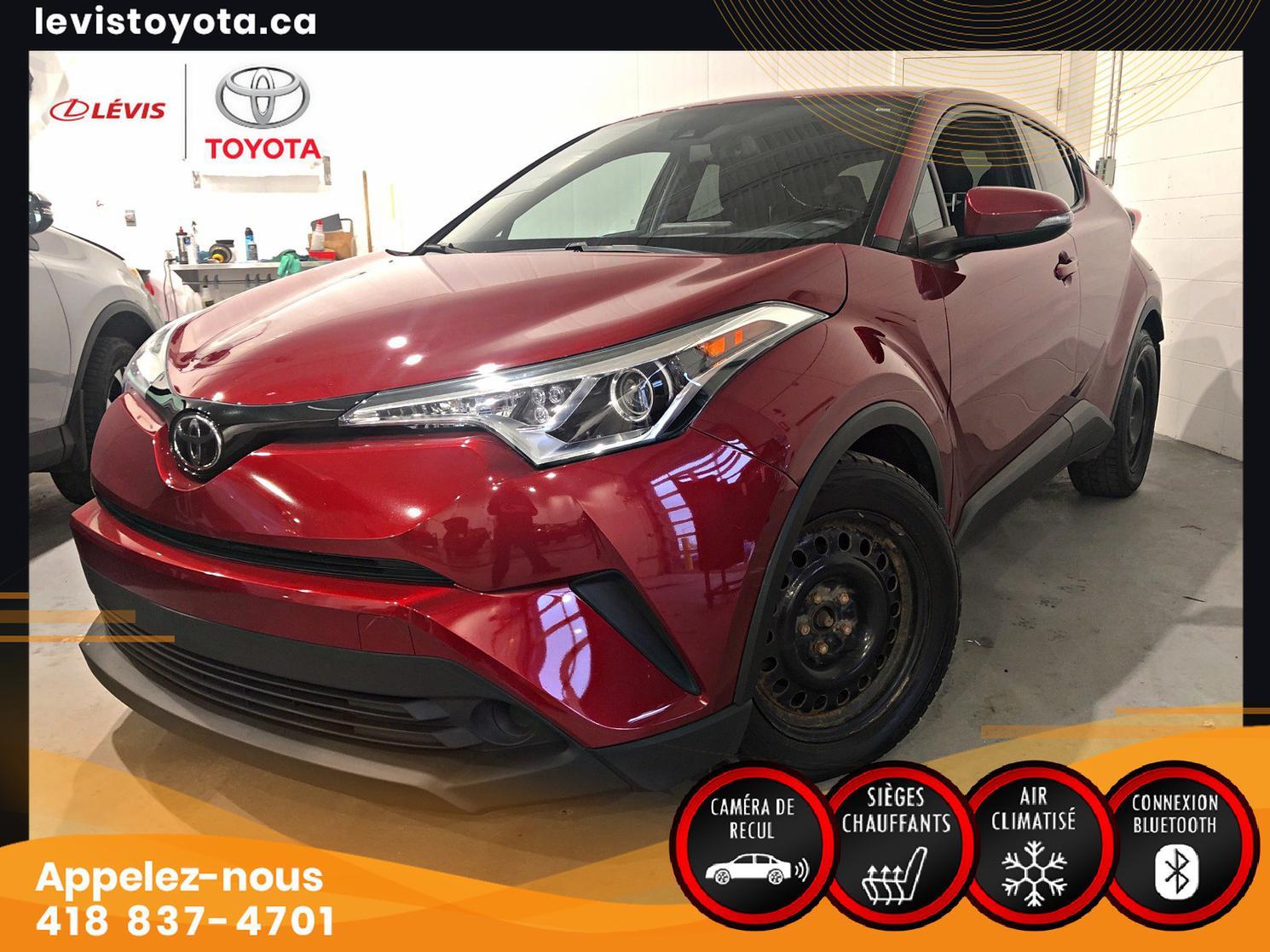 Toyota C-HR LE 2018