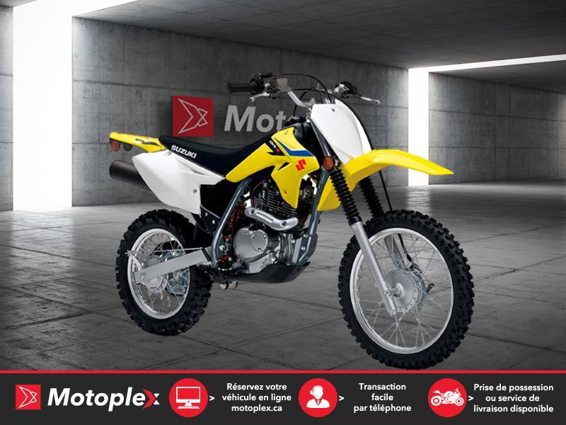 Suzuki DR-Z125 2021 2021