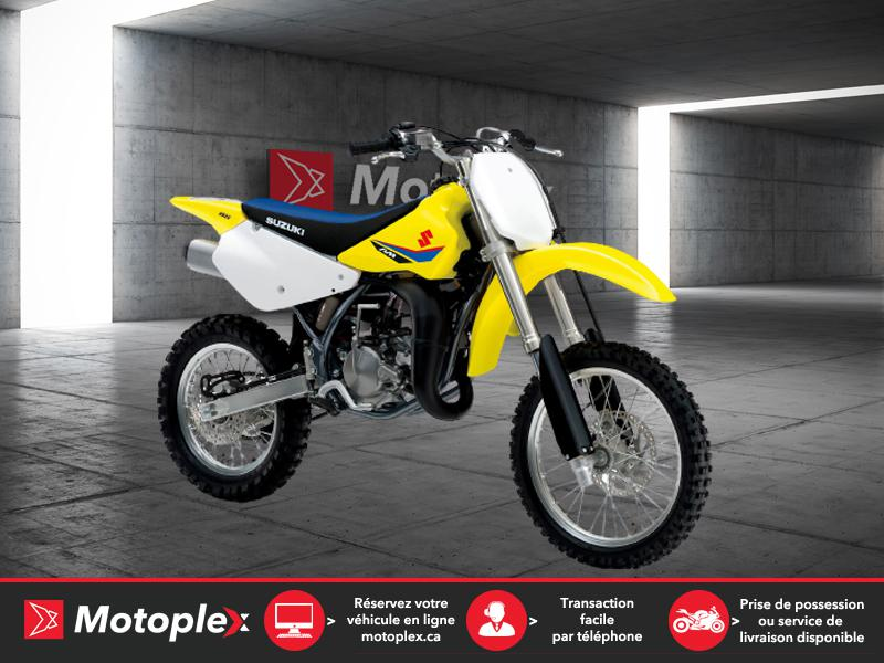 Suzuki RM85 2021 2021 2021
