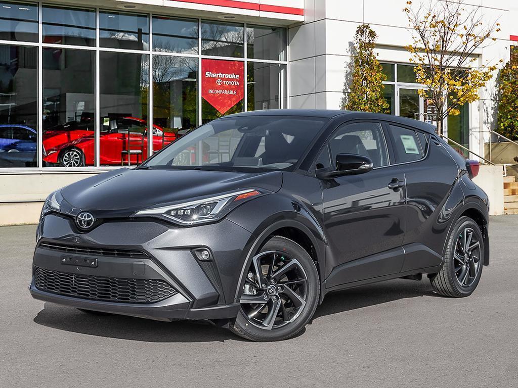 Toyota C-HR Limited FWD 2021 #N2230