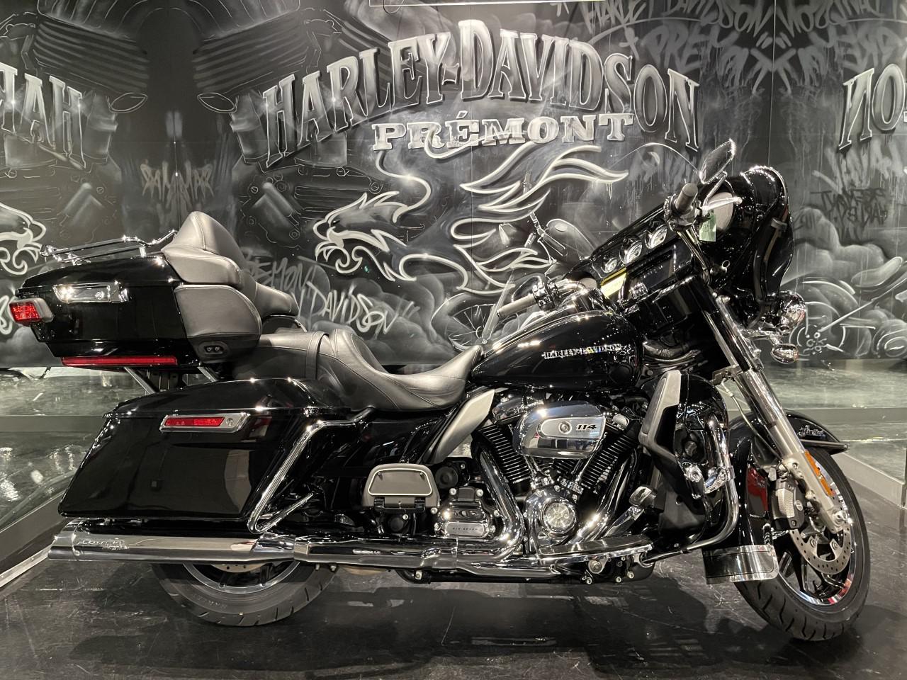 Harley-Davidson FLHTK Electra Glide Ultra Limited 2019