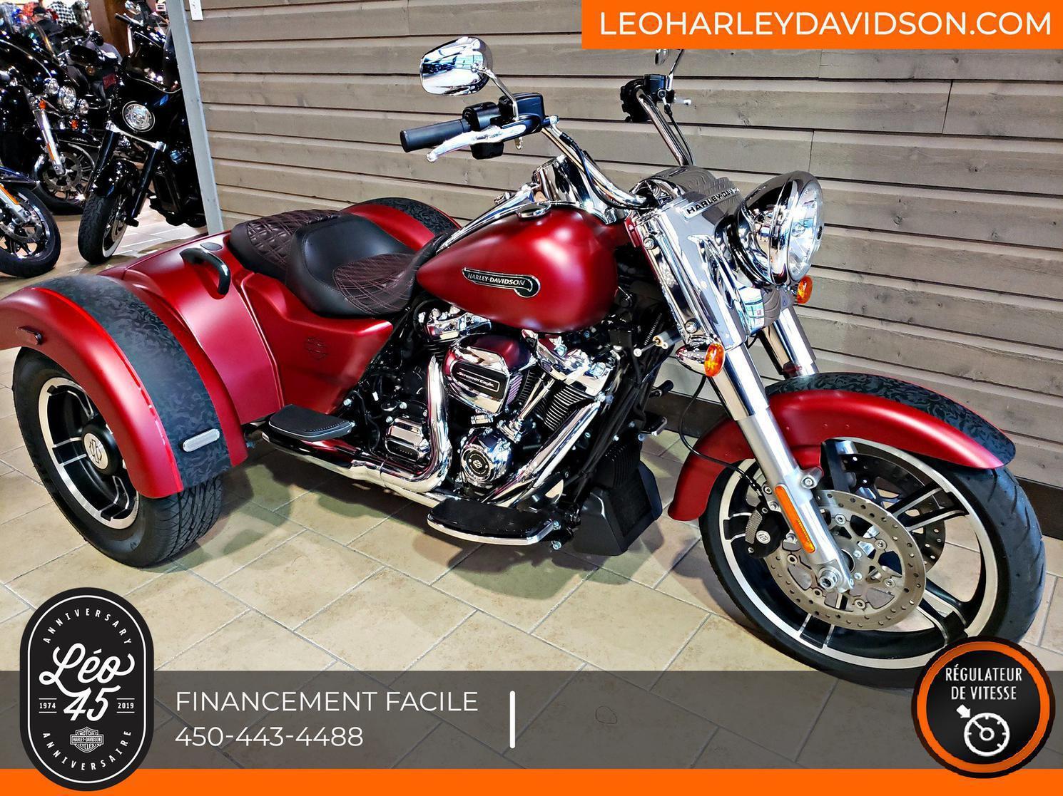 2019 Harley-Davidson FL-Freewheeler - FLRT