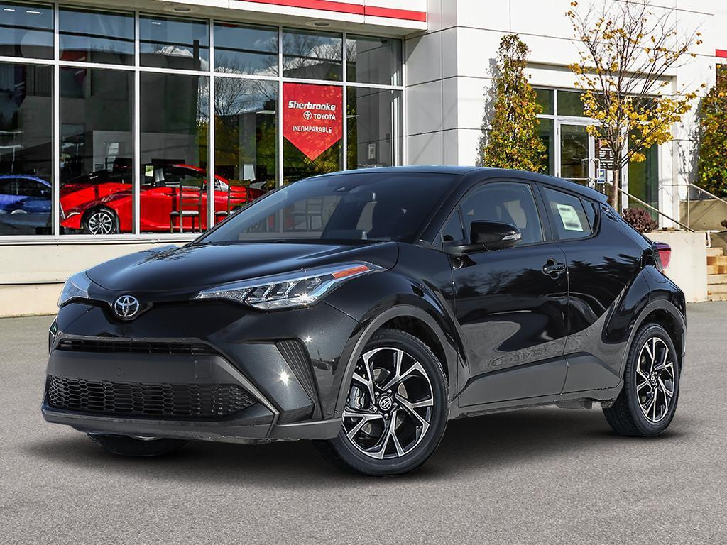 Toyota C-HR XLE Premium FWD 2021 #N2228