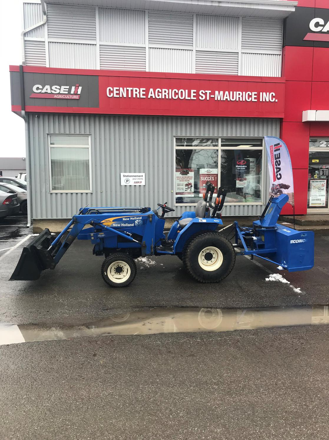 New Holland  T1520 2010