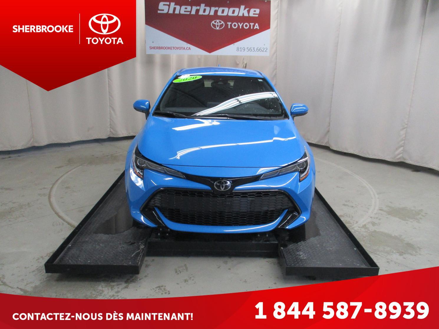 2020 Toyota Corolla à hayon SE