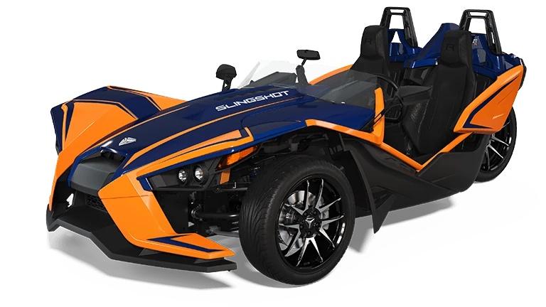 2021 Polaris Slingshot R AutoDrive