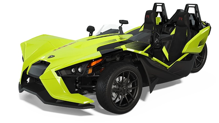 2021 Polaris Slingshot R AutoDrive Limited Edition Frais inclus+Taxes