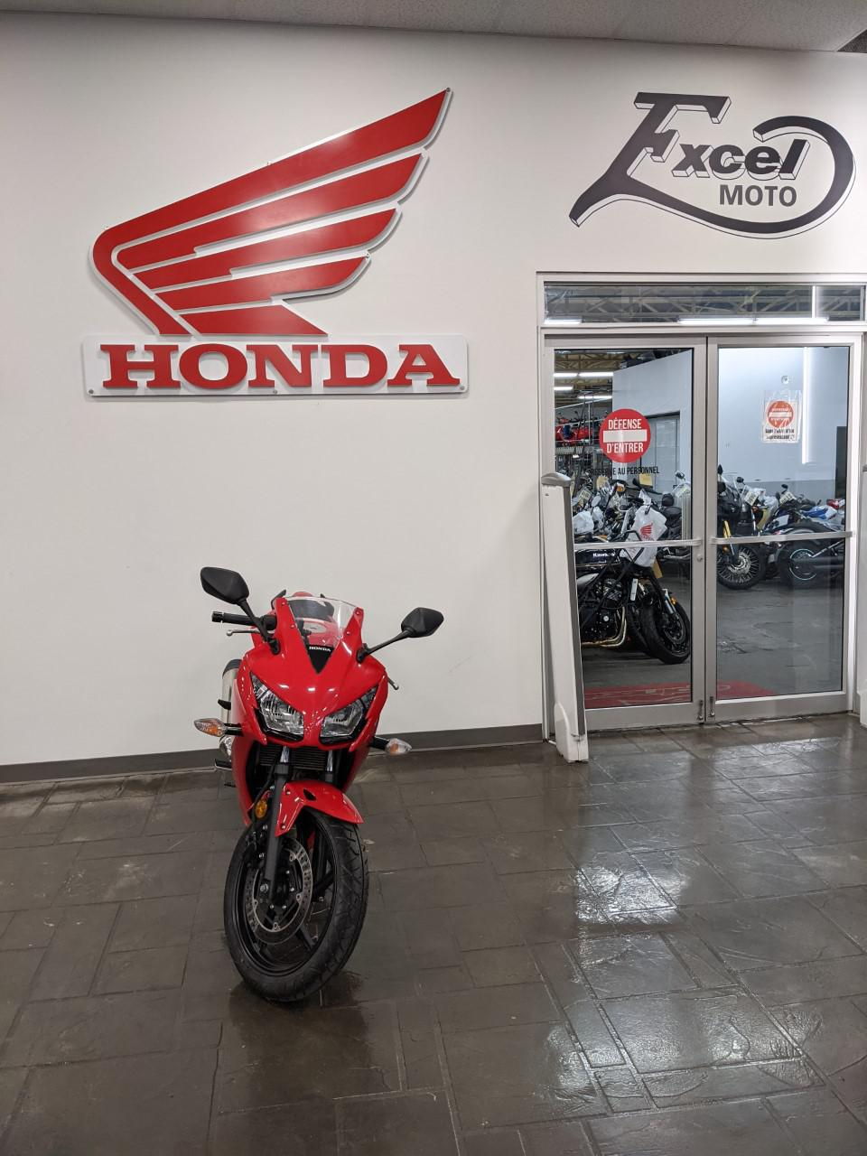 2015 Honda CBR 300