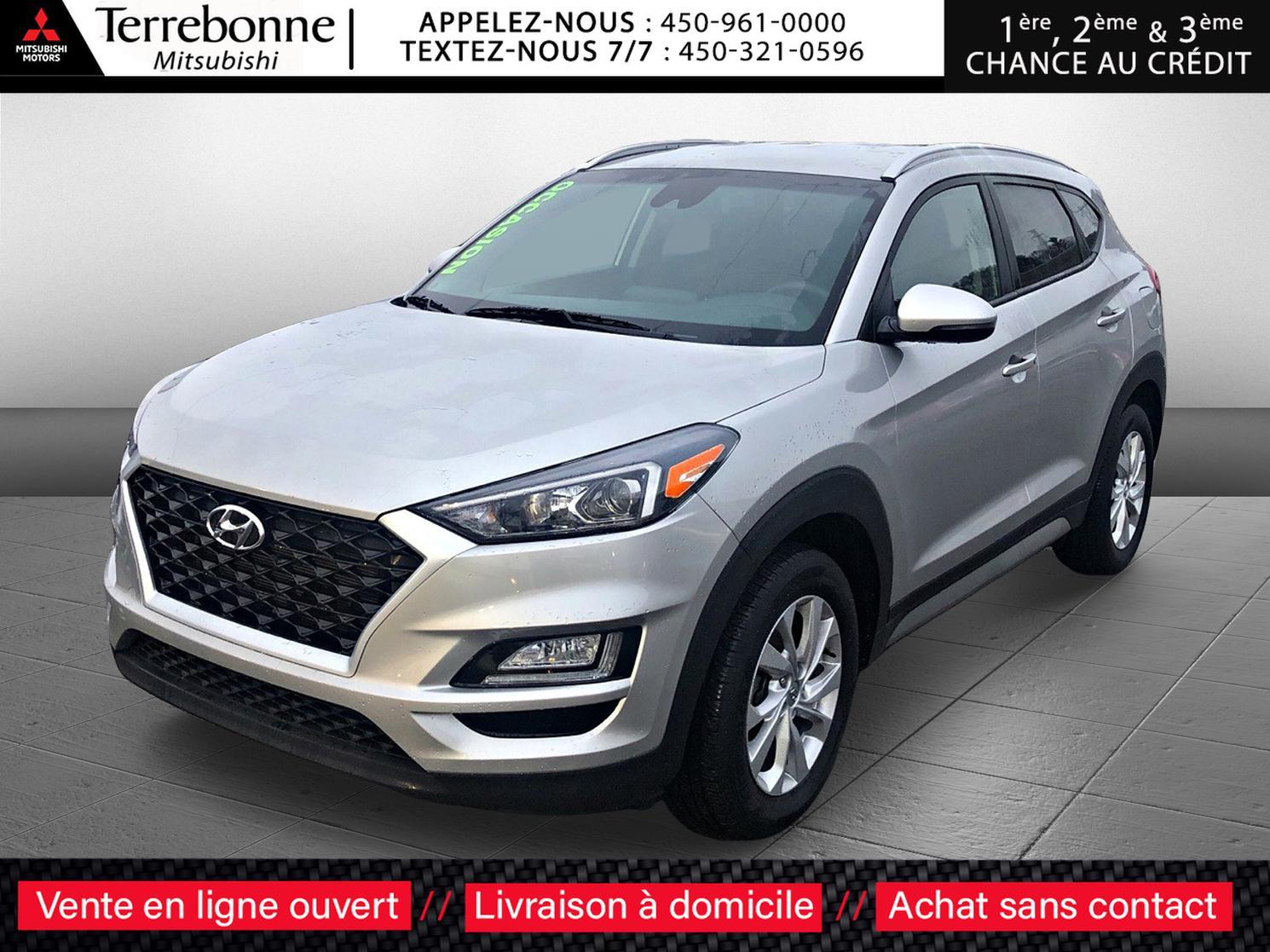 Hyundai Tucson 2020 PREFERRED**4X4**VOLANT CHAUFFANT**BLUETOOTH**