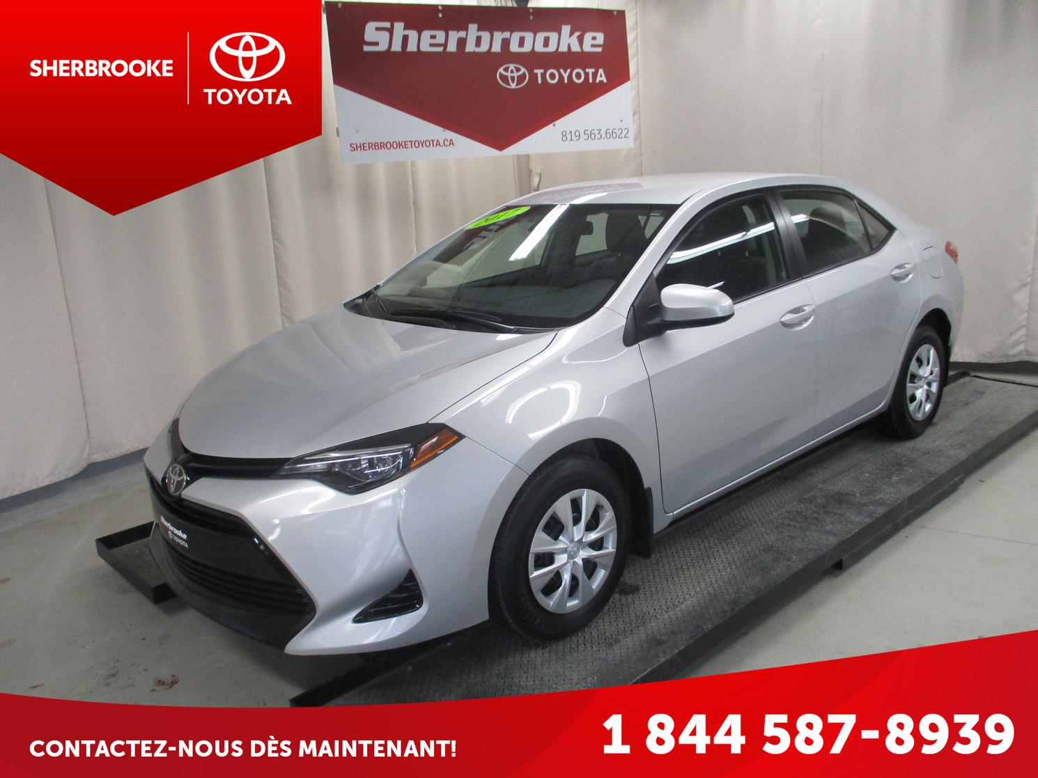 2017 Toyota Corolla CE Groupe Climatiseur