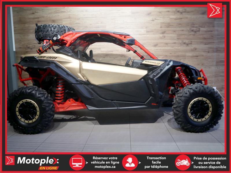 2017 Can-Am X3 TURBO R XRS - 101$/SEMAINE
