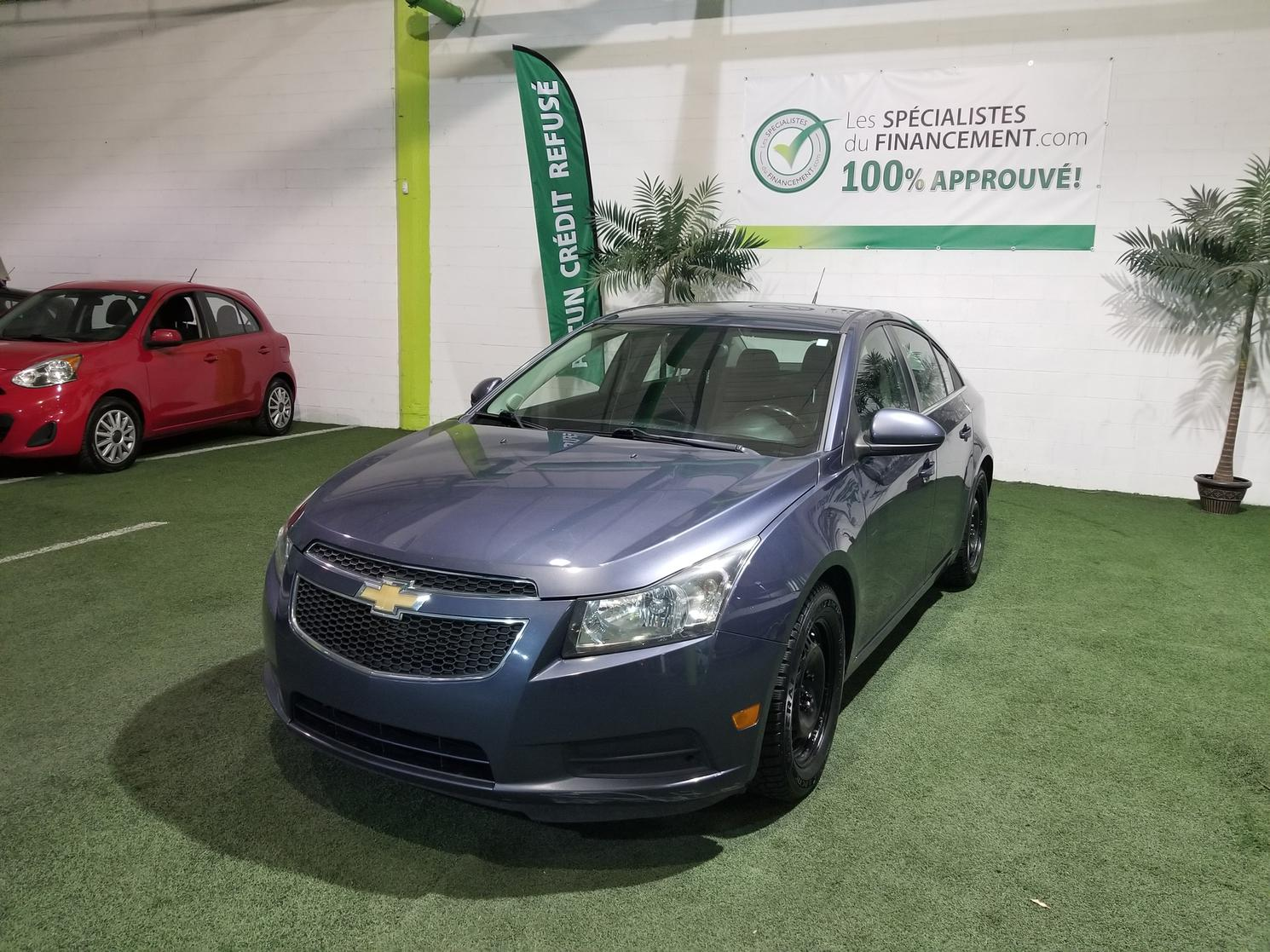 2013 Chevrolet Cruze LT – Turbo #3495-12
