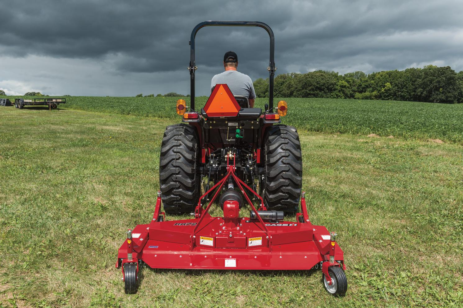Case IH Finish Mowers