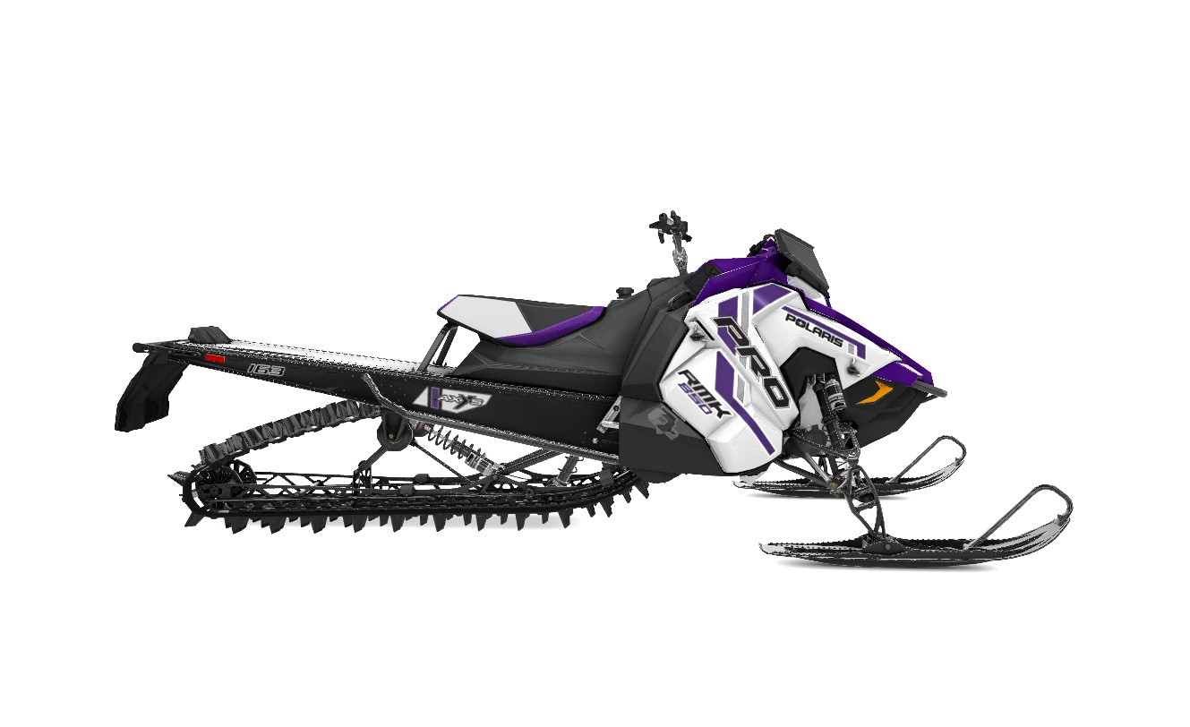 "2021 Polaris 850 PRO RMK 163 3"" - NEUF DISPONIBLE EN STOCK"