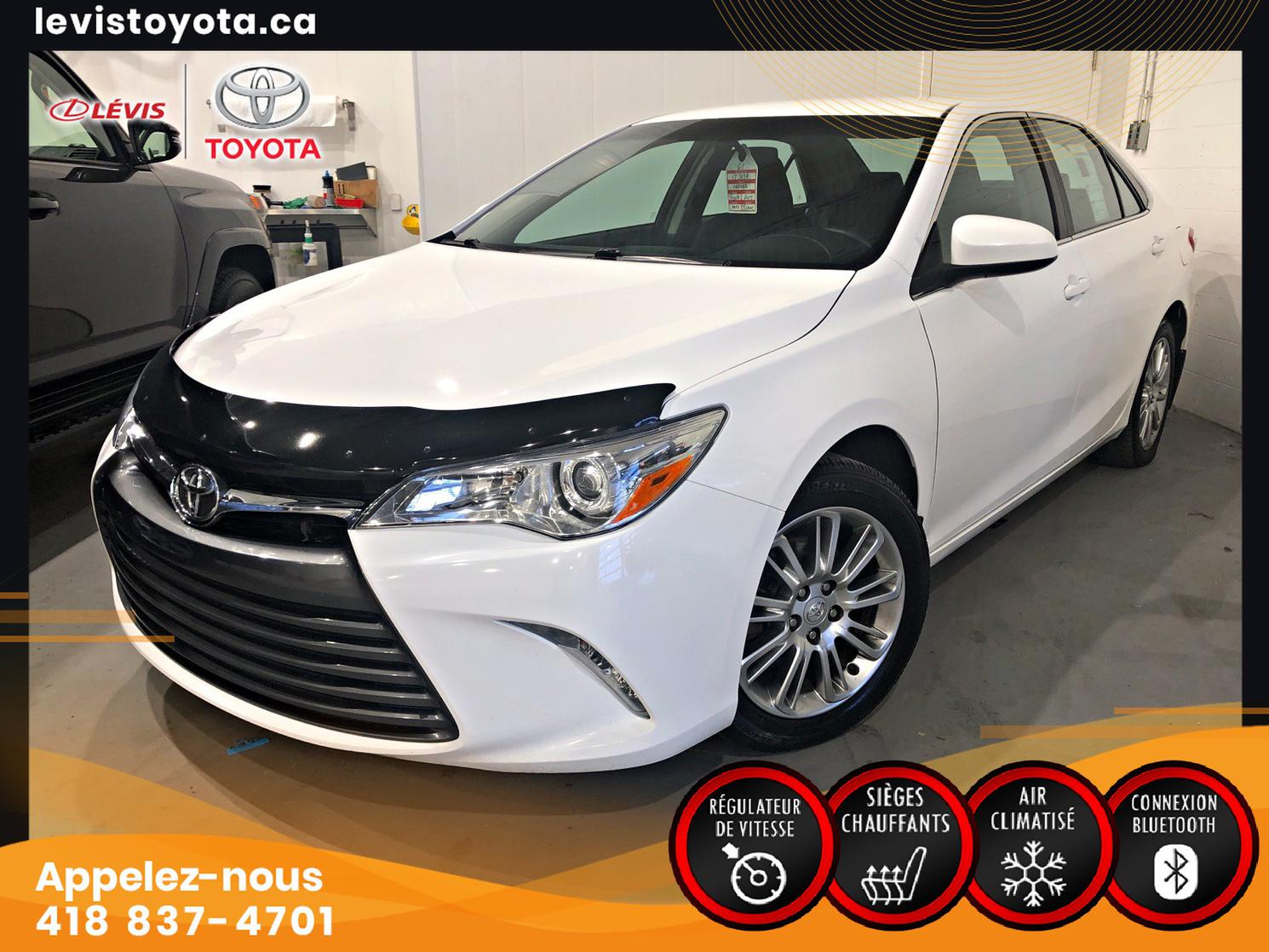 Toyota Camry LE  MAGS, BANCS  CHAUFFANTS 2015
