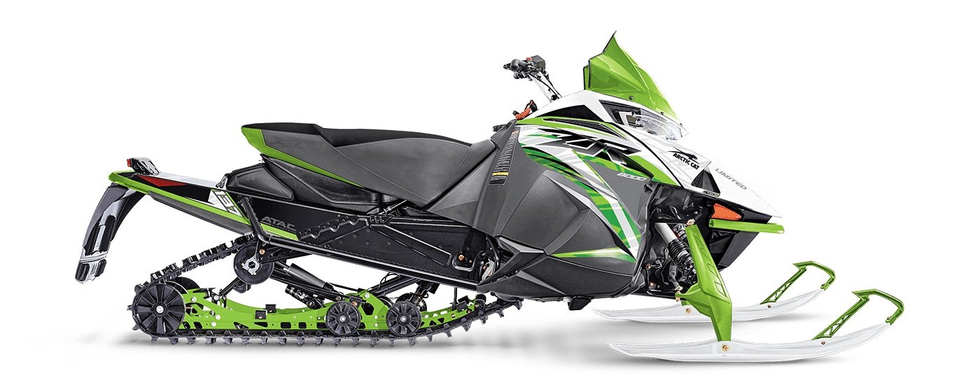 2021 Arctic Cat ZR 8000 LIMITED 137 - NEUF DISPONIBLE EN STOCK