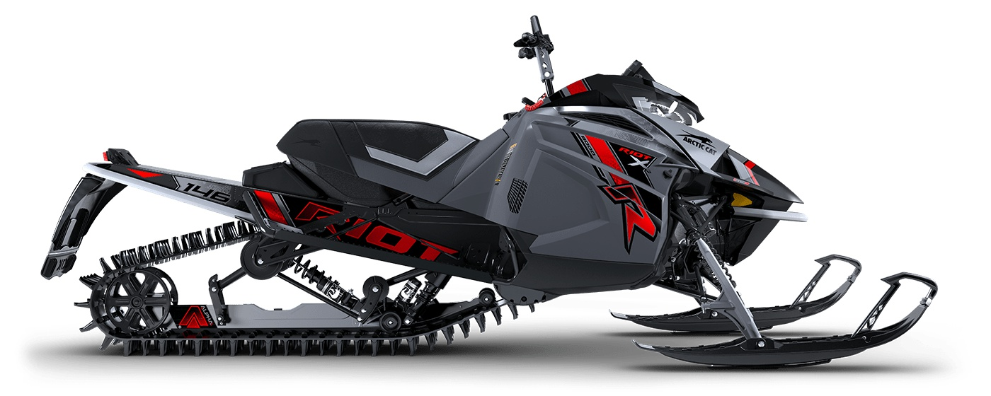 Arctic Cat RIOT X 8000 146 QS3 - NEUF DISPONIBLE EN STOCK 2021